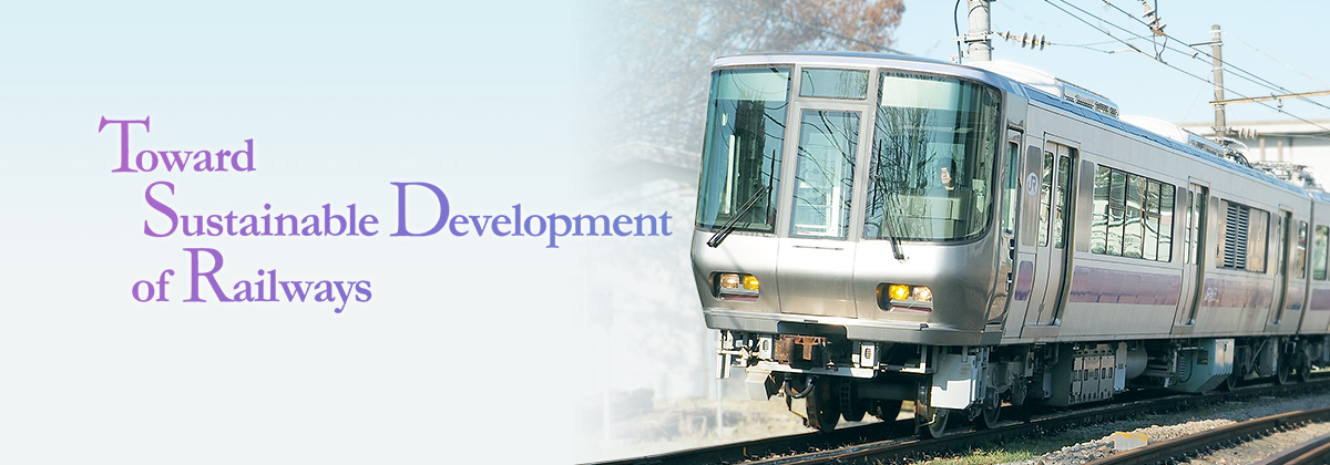 Toward Sustainable Development of Railways1
